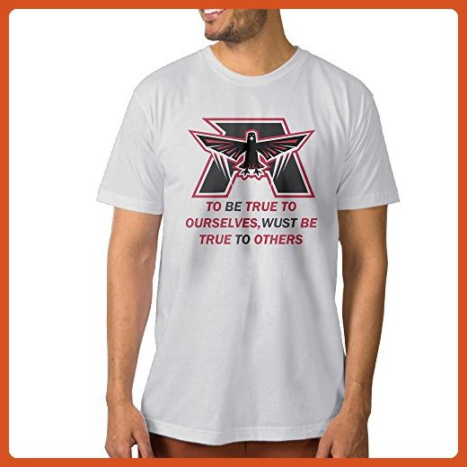 Men's Atlanta Football To Be True To Ourselves Designed Tee Shirt - Sports shirts (*Partner-Link)