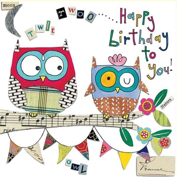 Owl Printable Birthday Quotes. QuotesGram