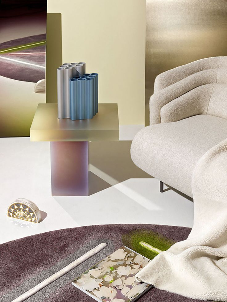 <p>Thibaut Mathieu, creative director at AD magazine – the French version of Architectural Digest – recently collaborated with interior stylist Aurore Lameyre and photographer Peter Langer