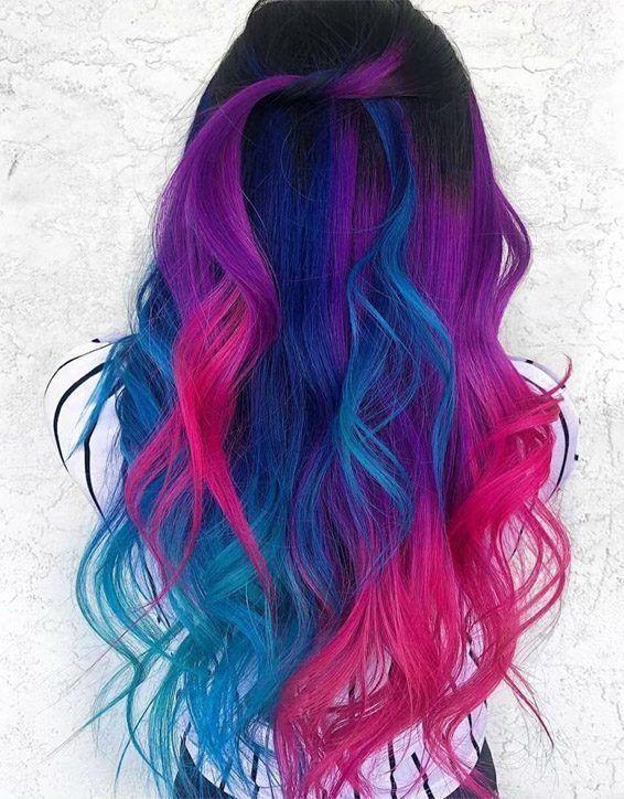 Colores Para El Pelo De Moda
