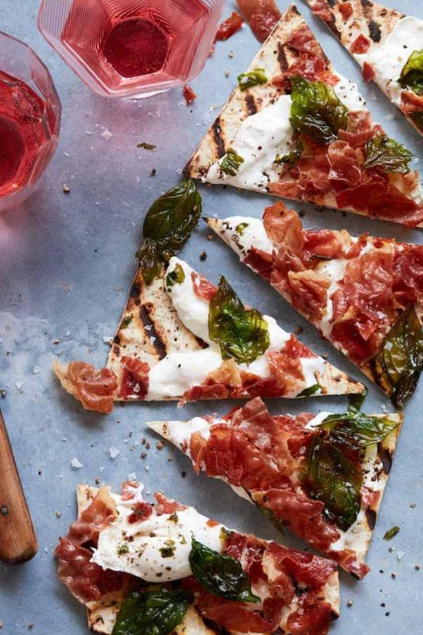 Grilled Pizza Is the Easiest Dinner Ever (and Here Are 22 Amazing Ways to Make It) via @PureWow