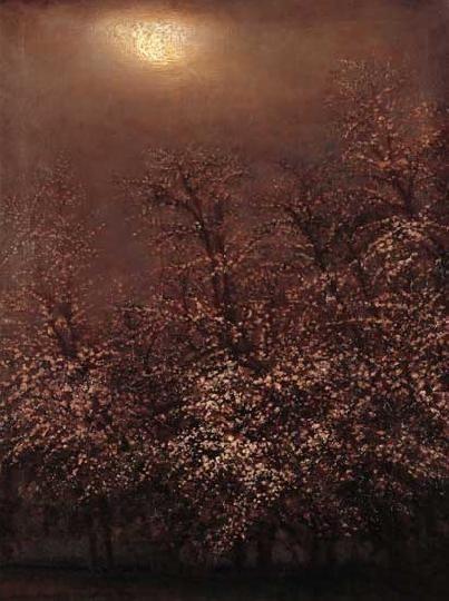 Mednyánszky, László (1852-1919) Sprouting
