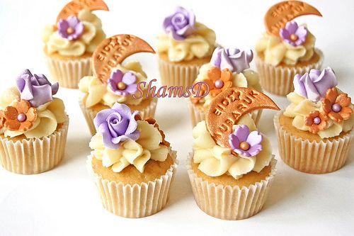 Mini Cupcakes For Eid