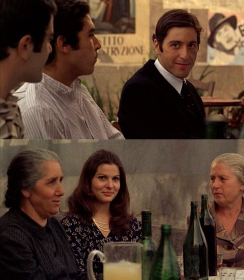 tayshathefilmgeek:  the godfather (1972)