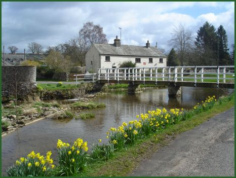 Morland is a gem of a Cumbrian village, the village is situated in pleasant surroundings, midway between Appleby and Penrith, in the beautiful Eden Valley.