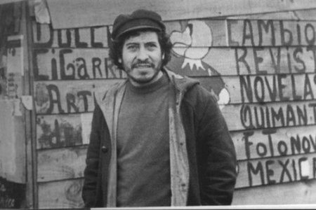 Victor Jara (1932-1973).