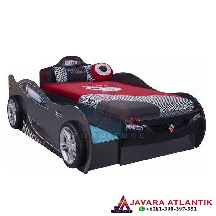 Tempat Tidur Anak Mobil Balap Karakter Model Tempat Tidur Modern Tempat Tidur Anak Tempat Tidur Mobil Balap