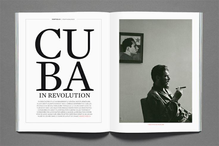 Enzed - Bilan Luxe, magazine