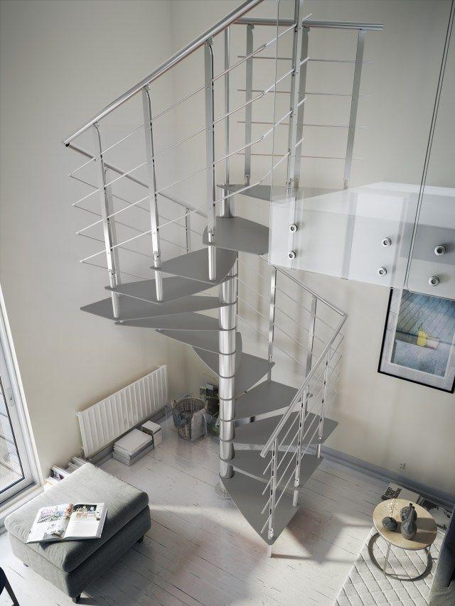 M s de 1000 ideas sobre escalera caracol en pinterest for Escaleras rintal