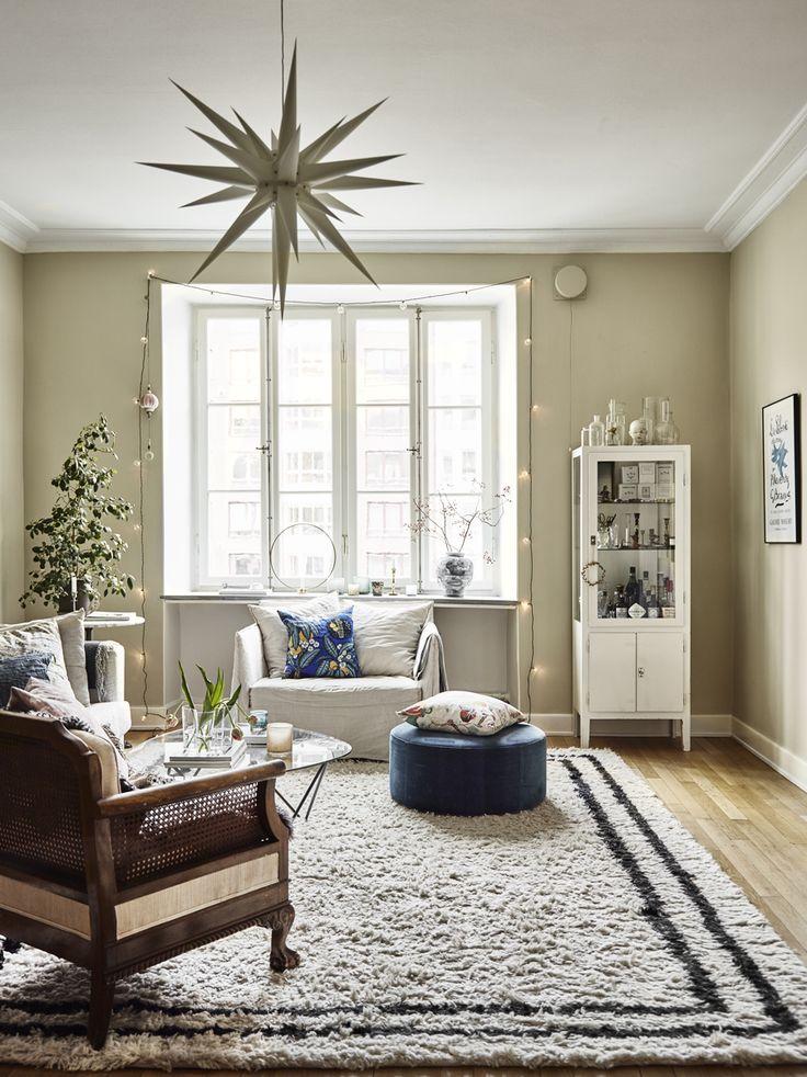 Johanna Bradfords livingroom.