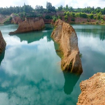 The absolute stunning Grand Canyon of Chiang Mai.