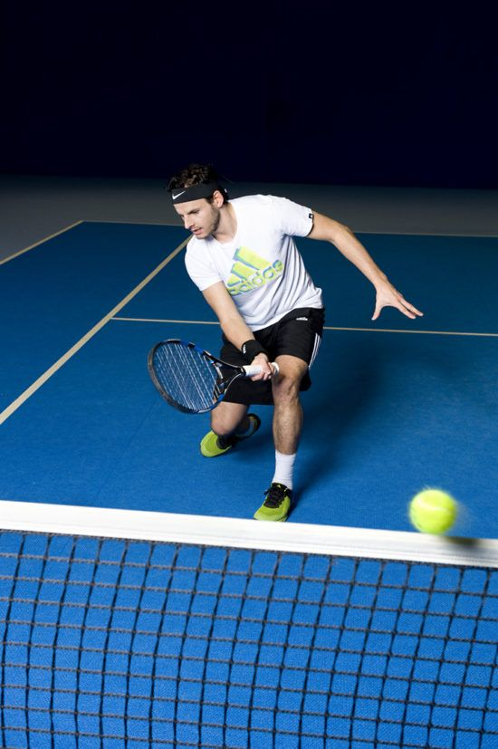 Tennis, Adidas, Nike