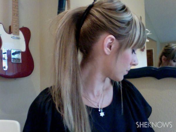 3 Easy alternatives to the mom ponytail