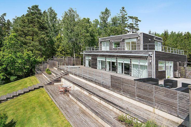 350 kvm soldäck på Mjälenvägen 8 - Fastighetsbyrån i Ljungby