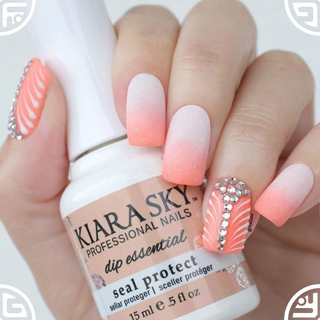 13 best Kiara sky dip powder images on Pinterest | Dipped nails, Dip ...