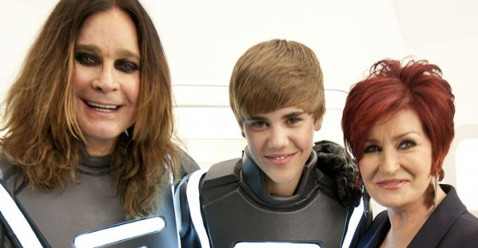 Sharon Osbourne te explica lo que haría si fuese manager de Justin Bieber