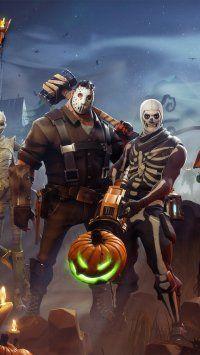HD Fortnite wallpapers Halloween wallpaper, Gaming