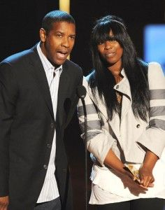 Denzel & daughter Katia mtv.com