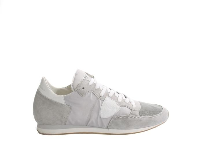 PHILIPPE MODEL LOW TROPEZ WASHED SNEAKERS  http://www.montenapoleoneluxury.com/products/women-shoes/philippe-model/sneakers/090339244918040623195/philippe-model-low-tropez-washed-sneakers.html?cGFnZT02