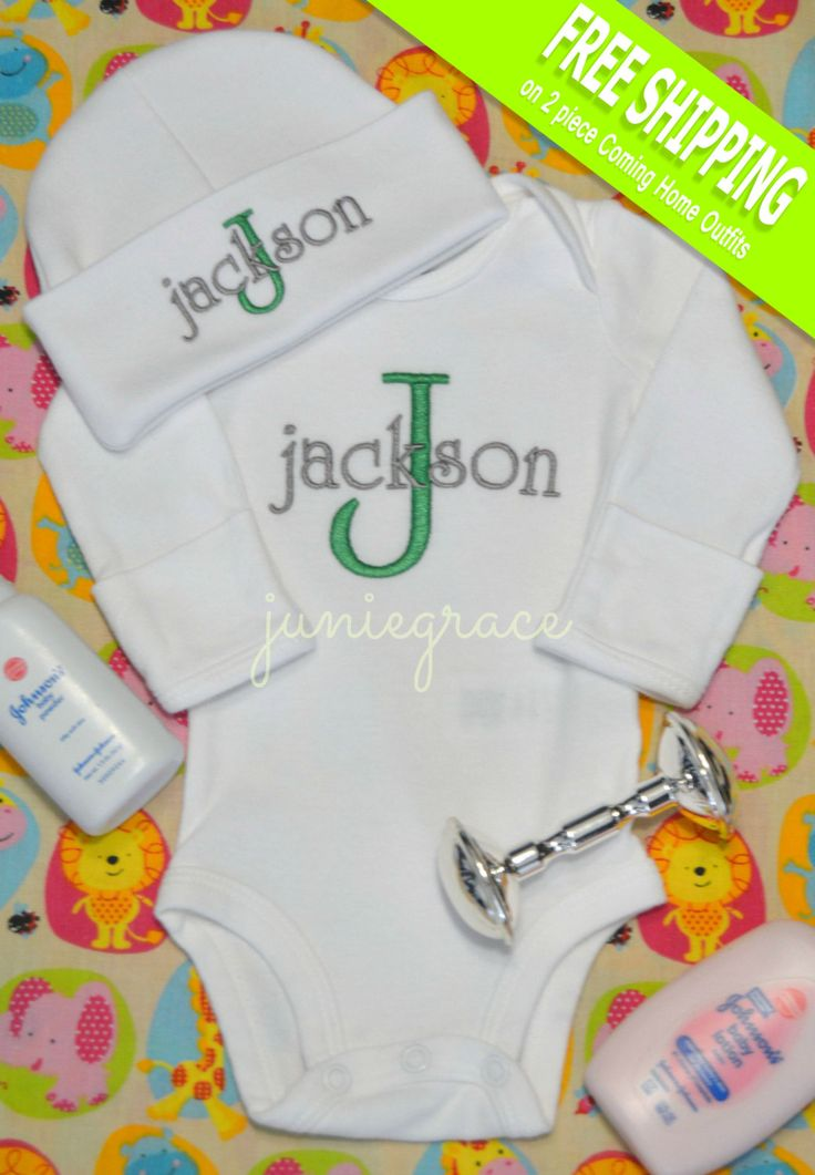 76 best baby boy outfits images on pinterest boy clothing baby baby boy coming home outfit baby boy outfit baby boy clothes take home outfit personalized baby negle Images
