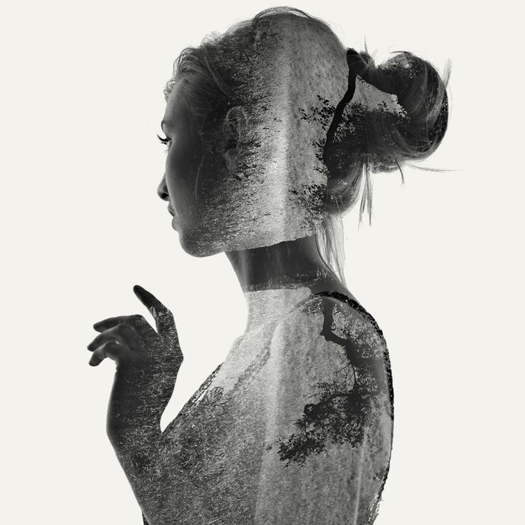 39 Best Double Exposure Images On Pinterest  Creative -6402