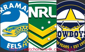 Parramatta Eels vs North Queensland Cowboys Live Stream Watch Online National Rugby League 2016 HD TV Coverage. You can easily watch Parramatta Eels vs Nort