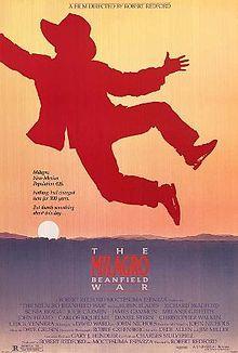 A Great Read ~ Still Love The Movie: Movie Posters, Beanfield War, War 1988, War Poster Jpg, Movie Favorites, Favorite Movies, Milagro Beanfield, Movies Poster, Favorite Film