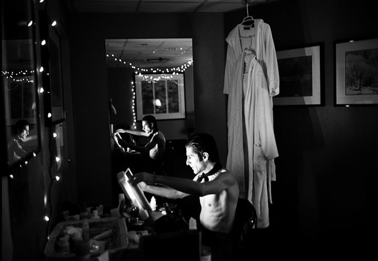 Perry Farrell - Photo by Danny Clinch