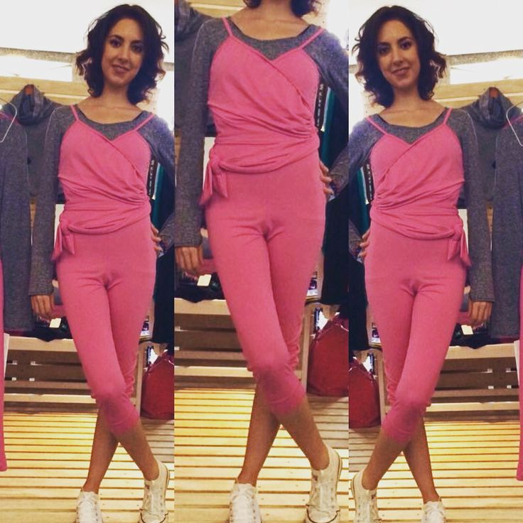 Athlesuire style! Jumpsuit Allegra, tshirt Leipa. Sport outfit, yoga wear and more