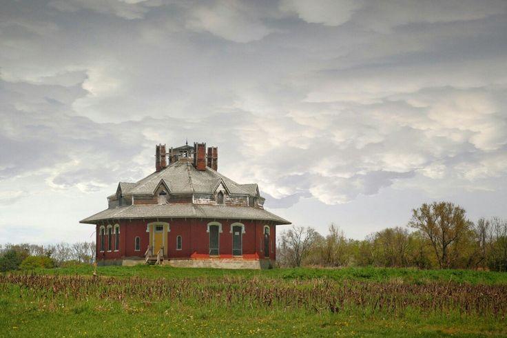 Gregg-Crites Octagon House, Circleville, OH