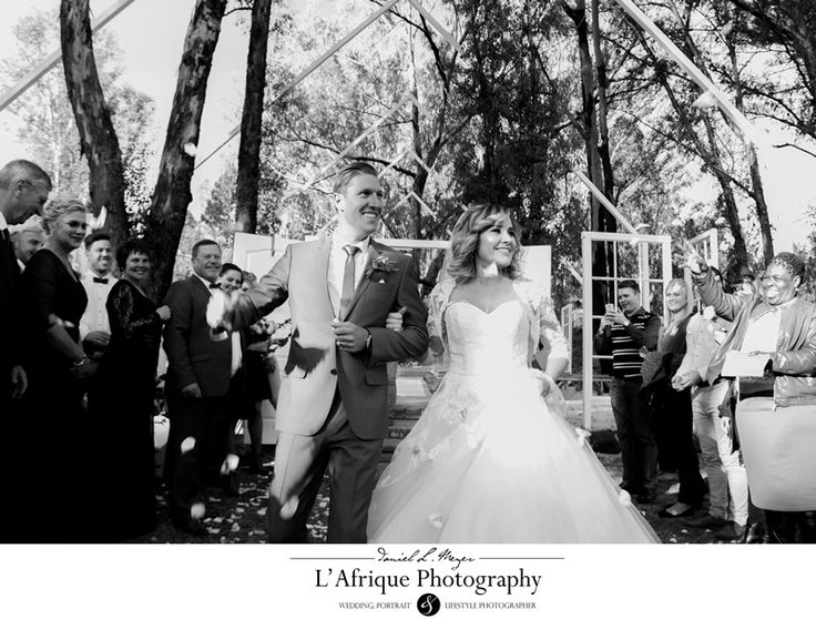 Wedding of Pierre & Alta at Lace on Timber