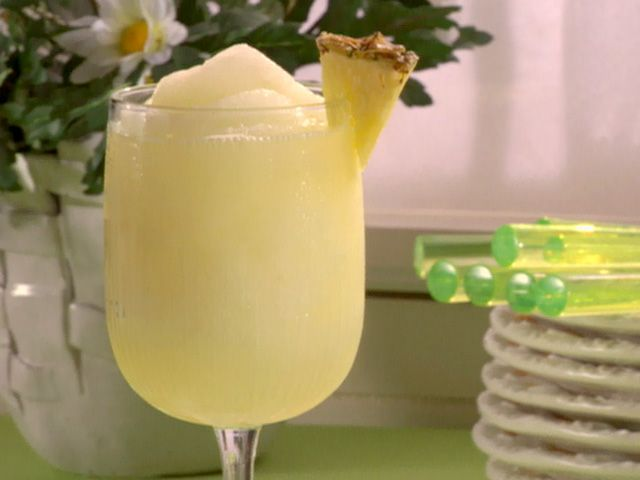 Pineapple Refresher from FoodNetwork.com