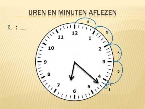 kloklezen, flip the classroom - YouTube