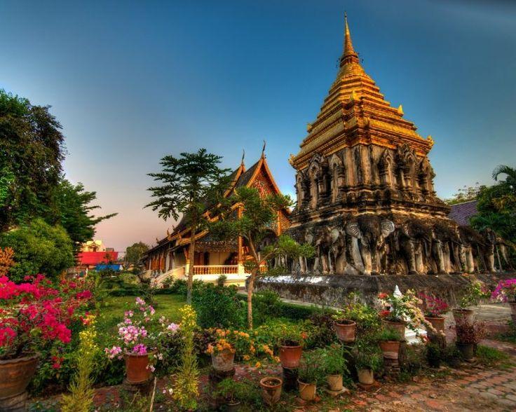 http://ru.esosedi.org/TH/50/1000476161/vat_chiang_man/  Ват Чианг Ман – #Таиланд #Чиангмай (#TH_50) Пожалуй самый старый храм в городе