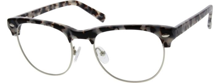 Browline Glasses Zenni Optical : Browline Eyeglasses 143831 To be, Models and Metals
