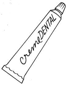 Maadressa: TERÇA É DIA DE BELEZA!Creme Dental/Labial!!!