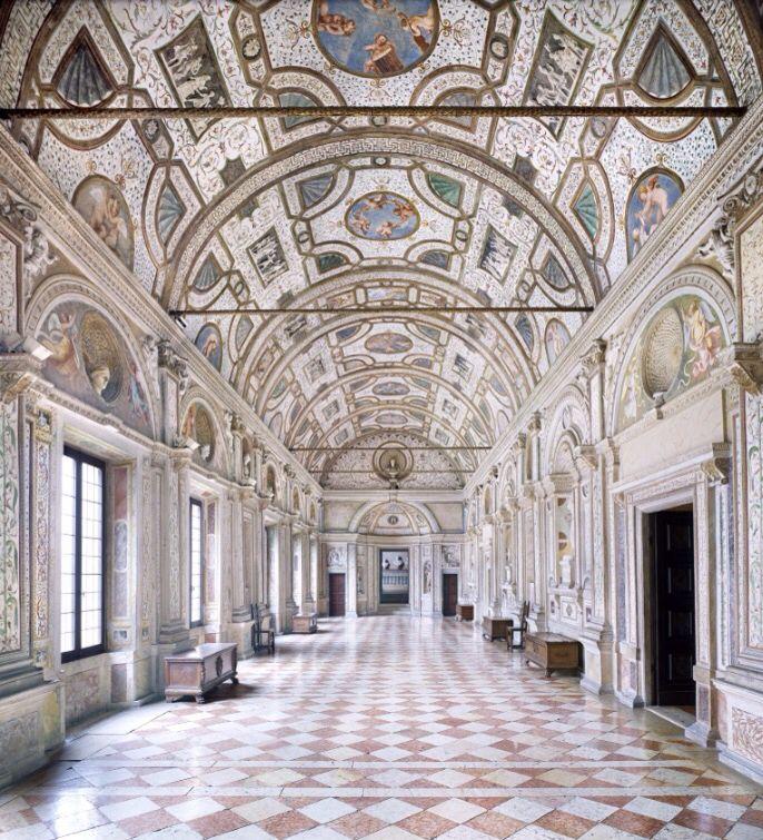 Candida Höfer  - Palazzo Ducale, Mantova