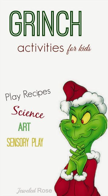 soccer socks Creative  amp  FUN Grinch Activities for Kids  nothing says Christmas like the GRINCH