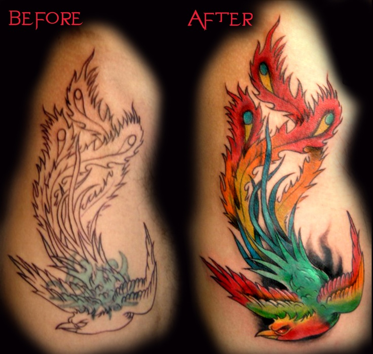 17 best images about cover up on pinterest new tattoo for Best tattoo concealer