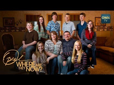 The McCaughey Septuplets, All Grown Up | Oprah: Where Are They Now? | Oprah Winfrey Network - YouTube