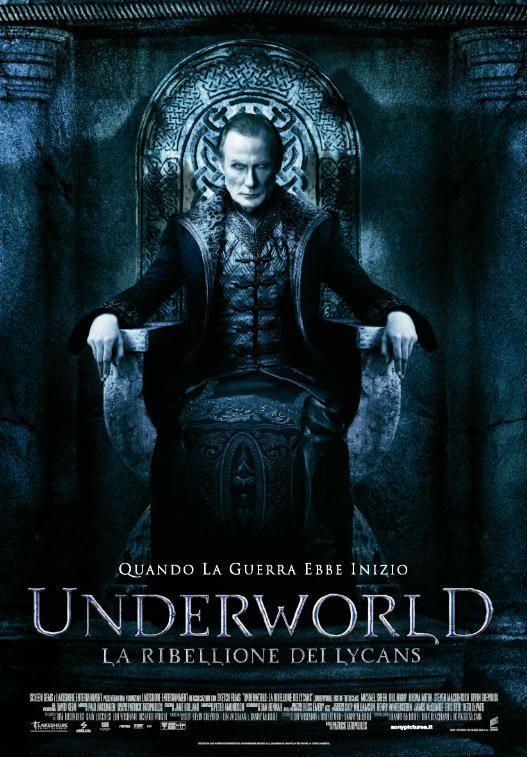 Underworld: la Ribellione dei Lycans #fantasy #underworld