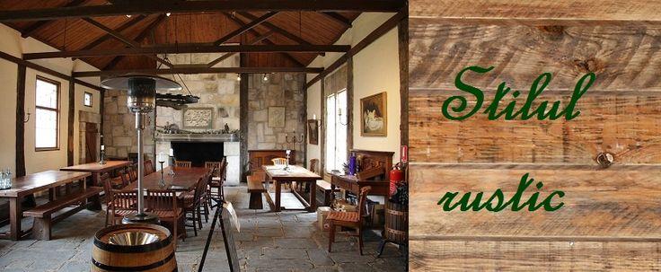 Cum decorezi casa in stil rustic – consideratii generale (partea I): http://www.manufacturat.ro/fara-categorie/stilul-rustic-consideratii-generale-partea-i/