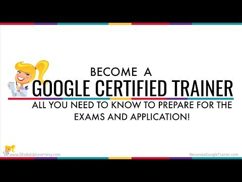 Want to Become a Google Certified Trainer or Learn more about Google Certifications? Watch this video to learn about Rookie Mistakes and Frequently Asked Questions - YouTube