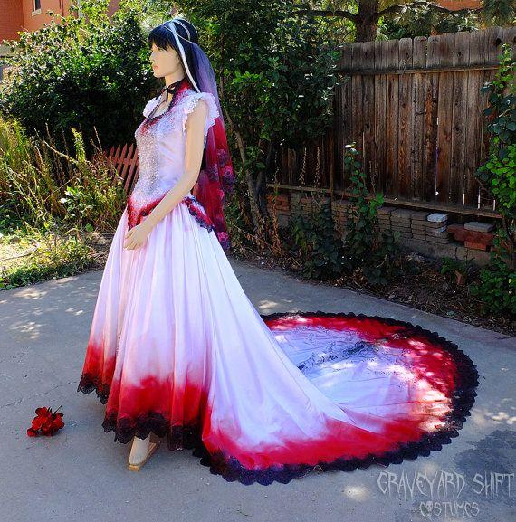 Vampire Bride Dress
