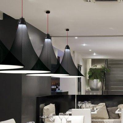 Hanging lamp Flux by El Torrent