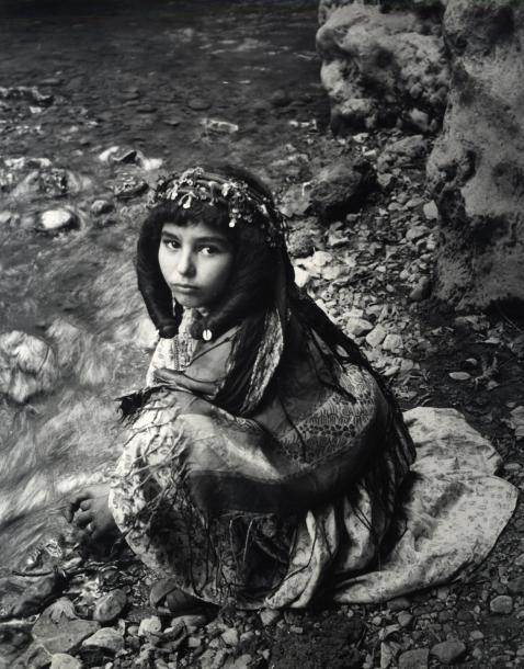 Africa | Jeune marié de Sefrou, vers 1950. Maroc | ©Bernard Rouget