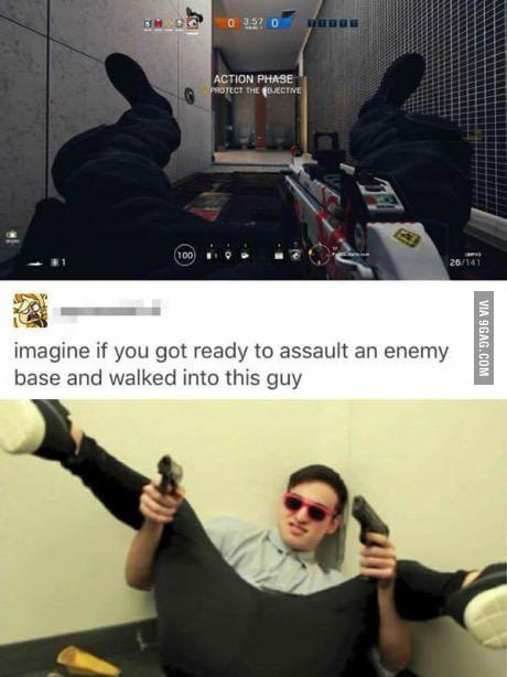 Best tactic ever