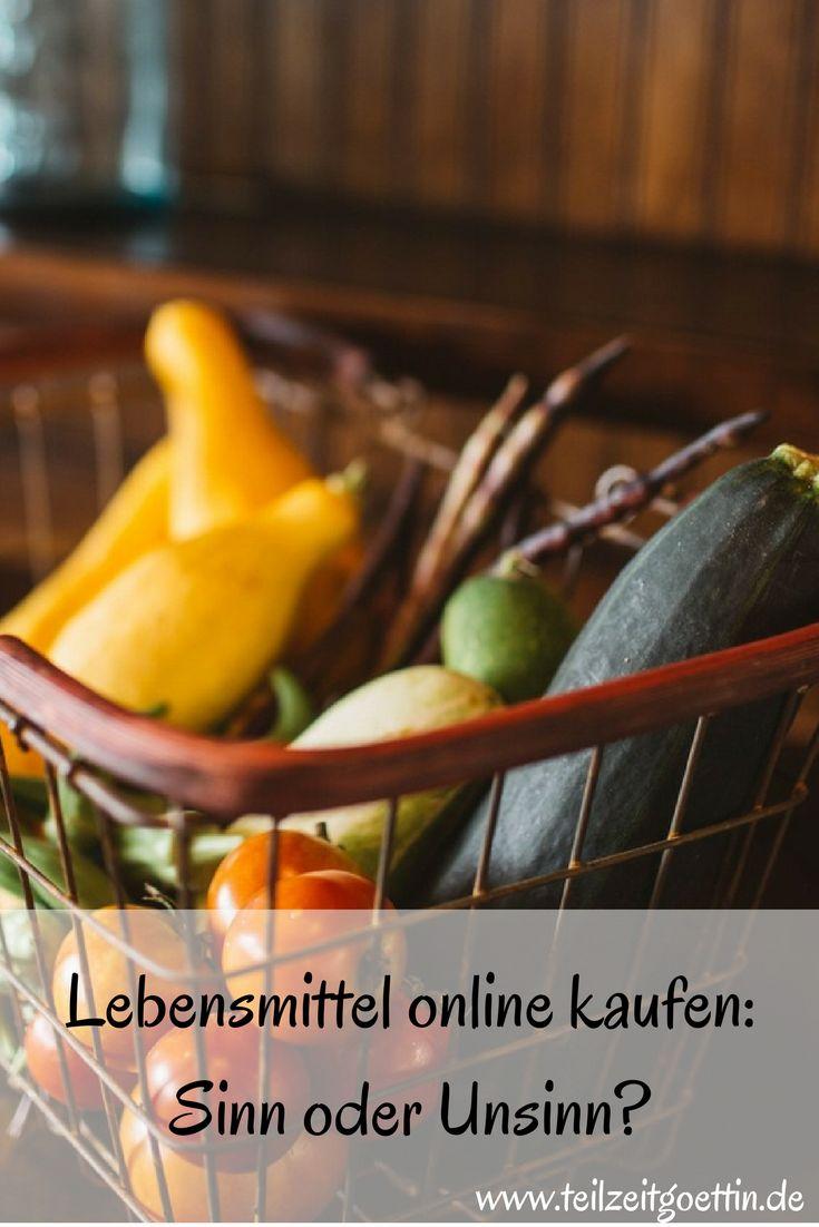 Wer einkaufen hasst, kann Lebensmittel online kaufen. Die Vor- und Nachteile der Online-Supermärkte schauen wir uns hier an.
