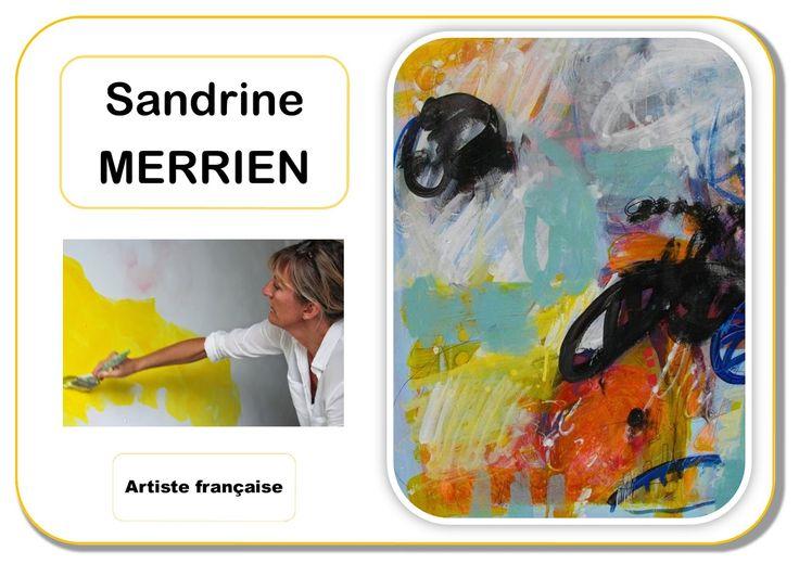 Ma petite maternelle: Peintures en liberté selon Sandrine Merrien