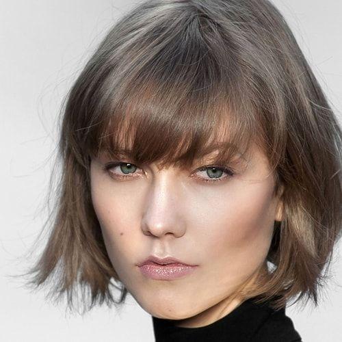 La frangia è il trend del 2017: se non ce l'hai, sei out! Ecco come sceglierla e quale si adatta meglio al proprio volto. #capelli #hairstyles